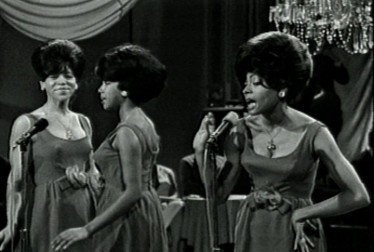 Supremes Footage from Steve Allen Show (1962)