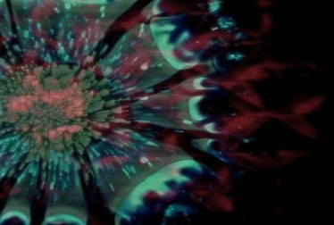 Psychedelic Effects Footage from Something Else