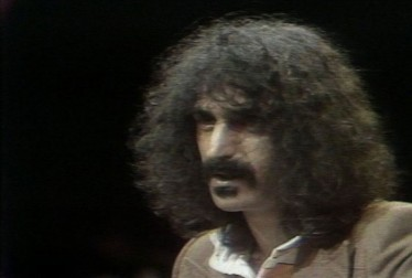 Frank Zappa Footage from Speakeasy