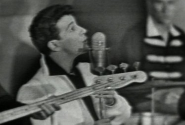 Gene Vincent Footage from Town Hall Party
