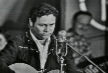 Lefty Frizzell Footage from Town Hall Party