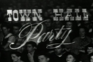 Town Hall Party Library Footage