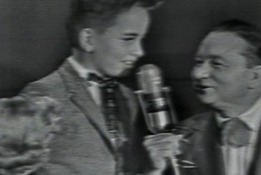 Tex Ritter & John Ritter on Town Hall Party Footage