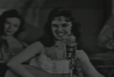 Wanda Jackson Footage from Town Hall Party