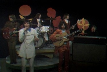 The Amboy Dukes Psychedelic Music Footage