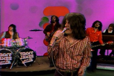 Tommy James Psychedelic Music Footage