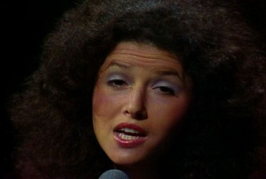 Melissa Manchester Footage from Wolfman Jack Show
