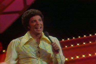 Tom Jones Footage from Wolfman Jack Show