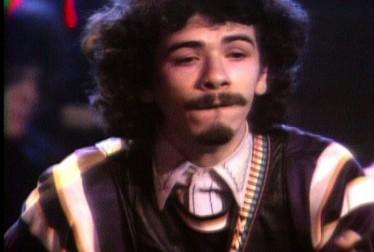 Carlos Santana Footage from Ralph J. Gleason Documentary Films