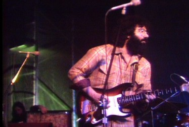 The Grateful Dead Psychedelic Music Footage