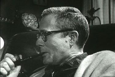 Host Ralph J. Gleason on Ralph J. Gleason Documentary Films Footage