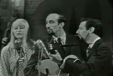 Peter, Paul & Mary Folk Music Footage