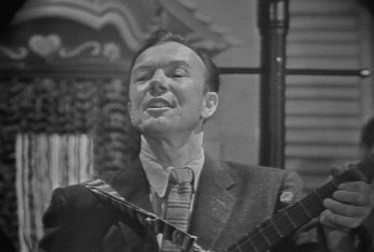 Pete Seeger Folk Music Footage
