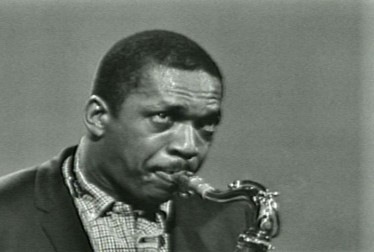 John Coltrane Jazz & Blues Footage
