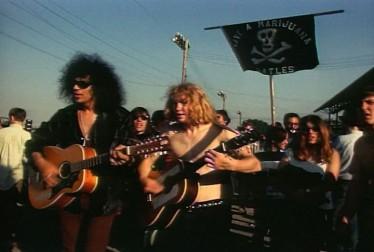 David Peel Footage from Leni Sinclair Film Footage