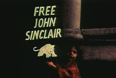 Free John Sinclair Demonstration Footage from Leni Sinclair Film Footage