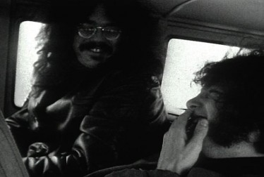 John Sinclair Footage from Leni Sinclair Film Footage