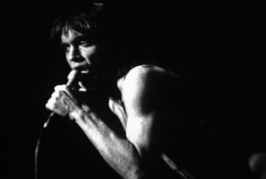 Iggy and the Stooges Footage from Leni Sinclair Film Footage