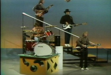 The Electric Prunes Psychedelic Music Footage