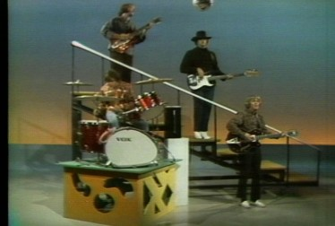 Electric Prunes on Larry Kane Show Footage