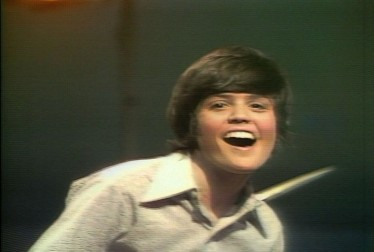Osmonds Footage from Larry Kane Show