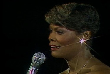 Dionne Warwick Footage from Monte Carlo Show
