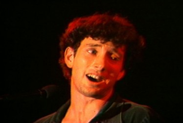 Jonathan Richman Footage from MusiCalifornia