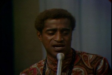 Sammy Davis Jr. Footage from Pat Boone in Hollywood