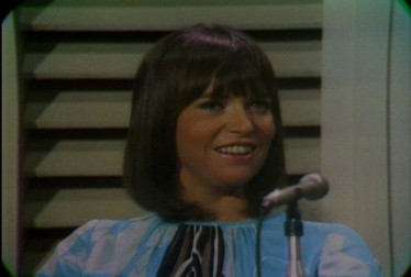 Barbara Feldon Footage from Pat Boone in Hollywood