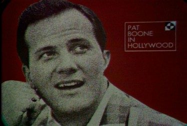 Pat Boone in Hollywood Library Footage