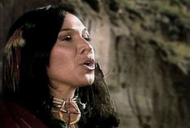 Buffy St. Marie Footage from Perry Como Specials