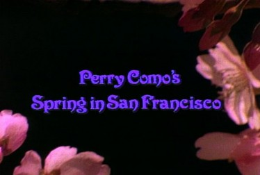 Perry Como Specials Library Footage