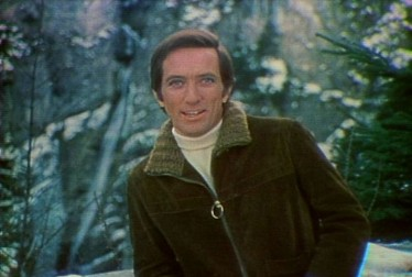 Andy Williams Footage from Peggy Fleming Specials