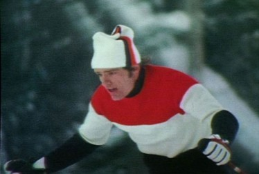Jean-Claude Killy Footage from Peggy Fleming Specials