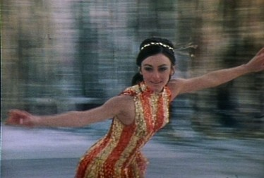 Peggy Fleming Skating Footage from Peggy Fleming Specials