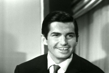 George Hamilton Footage from Ray Anthony Show (1963)