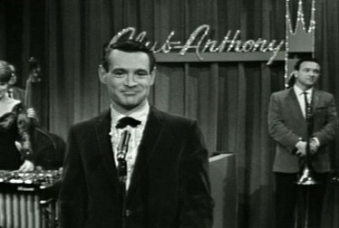 Host Ray Anthony on Ray Anthony Show (1963) Footage