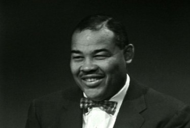Joe Louis Footage from Ray Anthony Show (1963)