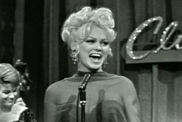 Mamie Van Doren Footage from Ray Anthony Show (1963)