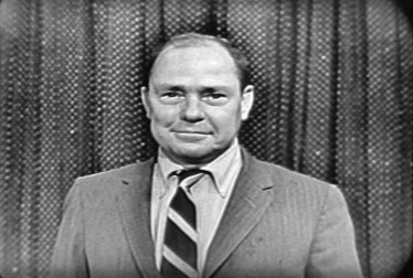 Johnny Mercer Footage from Ray Anthony Show (1957)
