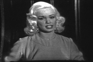 Mamie Van Doren Footage from Ray Anthony Show (1957)