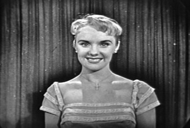 Molly Bee Footage from Ray Anthony Show (1957)