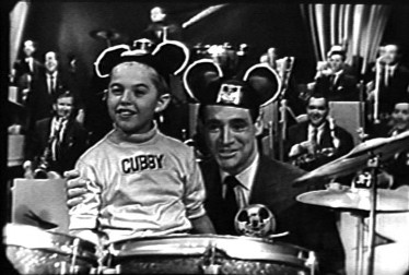 Ray Anthony and Cubby Footage from Ray Anthony Show (1957)