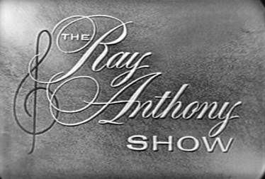 Ray Anthony Show (1957) Library Footage