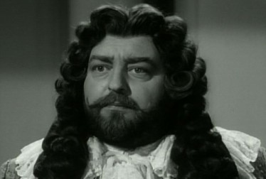 Sebastian Cabot Footage from Shirley Temple's Storybook