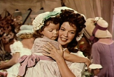 Shirley Temple Footage from Shirley Temple's Storybook