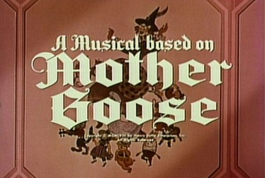 Mother Goose Musical Footage from Shirley Temple's Storybook