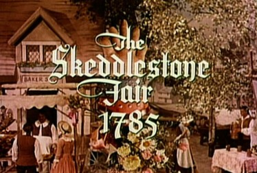 The Skeddlestone Fair Fairy Tale Footage from Shirley Temple's Storybook