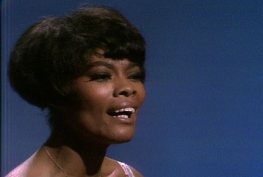 Dionne Warwick Footage from Steve Allen Comedy Hour