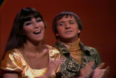 Sonny and Cher Footage from Steve Allen Comedy Hour